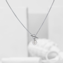 Load image into Gallery viewer, Charm Silver Necklace