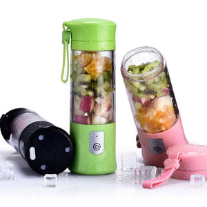 Portable Fruit Juicer | Mixer Usb Electric | Free Shipping