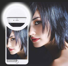 Load image into Gallery viewer, Selfie Ring Light for Perfect Photo and Video