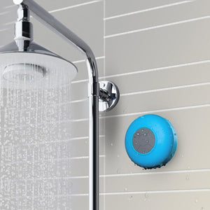 Mini Wireless Shower Speaker - Waterproof