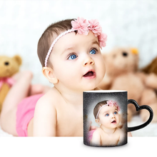 Load image into Gallery viewer, Personalised Magic Mug for your special one
