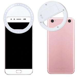 Selfie Ring Light for Perfect Photo and Video