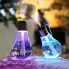 Load image into Gallery viewer, USB Sanitize Diffuser - Bulb Shape Coolest Air Purifier