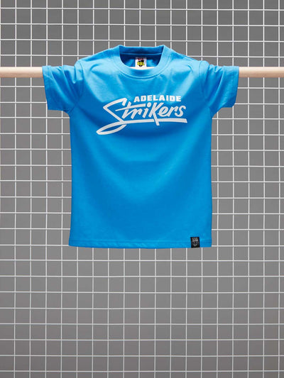 Adelaide Strikers 2020/21 Kids Mono Logo T-Shirt Front