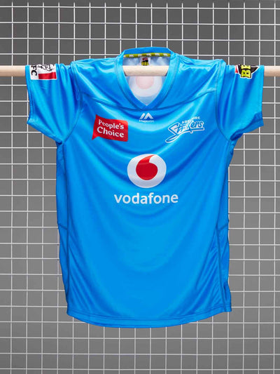 Adelaide Strikers 2020/21 Kids BBL Replica Jersey Front