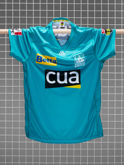 Brisbane Heat 2020/21 Kids BBL Replica Jersey - Front