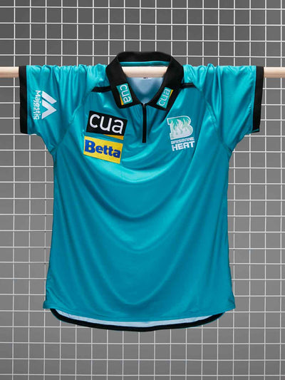 Brisbane Heat 2020/21 Men's Media Polo - Front