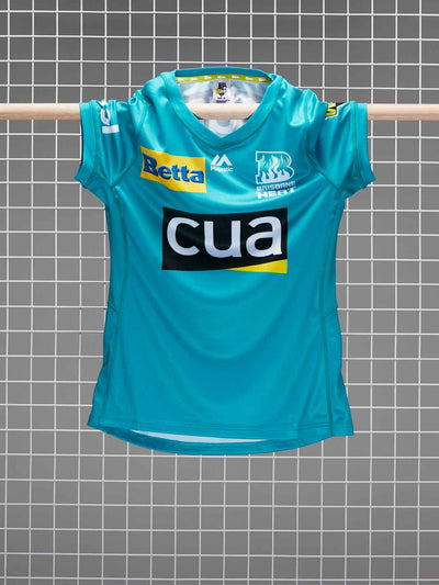 Brisbane Heat 2020/21 Women's WBBL Replica On Field Jersey - Front