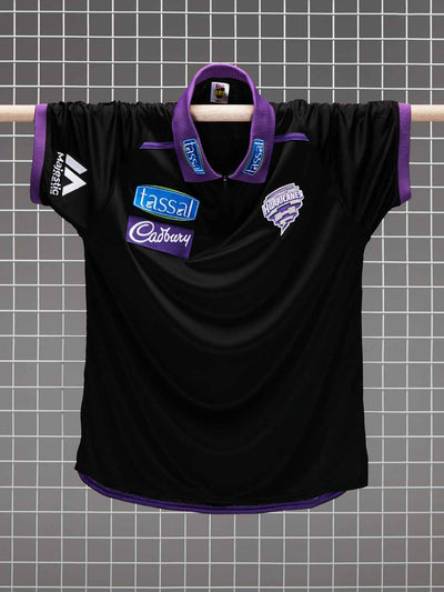 Hobart Hurricanes 2020/21 Men's Media Polo - Front