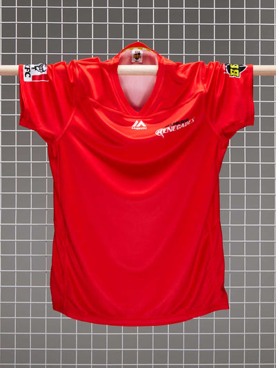 Melbourne Renegades 2020/21 Men's BBL Replica Jersey - Front