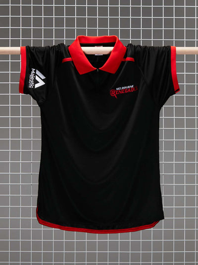 Melbourne Renegades 2020/21 Men's Media Polo - Front