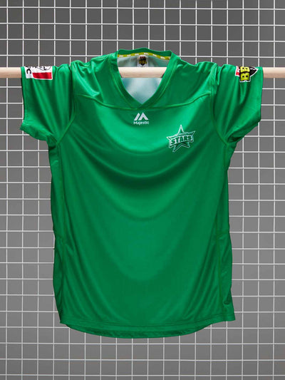 Melbourne Stars 2020/21 Men's BBL Replica Jersey - Front
