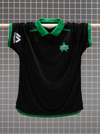 Melbourne Stars 2020/21 Men's Media Polo - Front