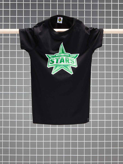 Melbourne Stars 2020/21 Women's Full Colour Logo T-Shirt - Front