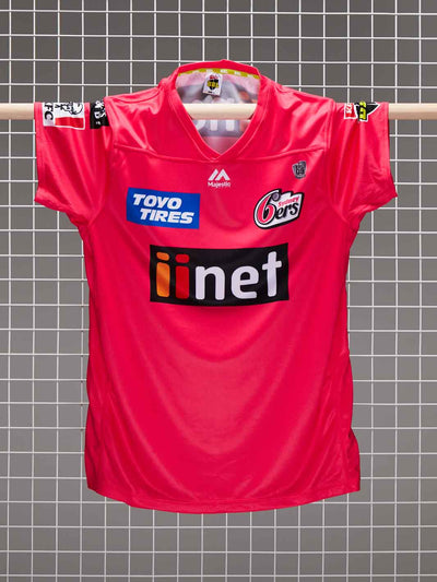 Sydney Sixers 2020/21 Kids BBL Replica Jersey - Front