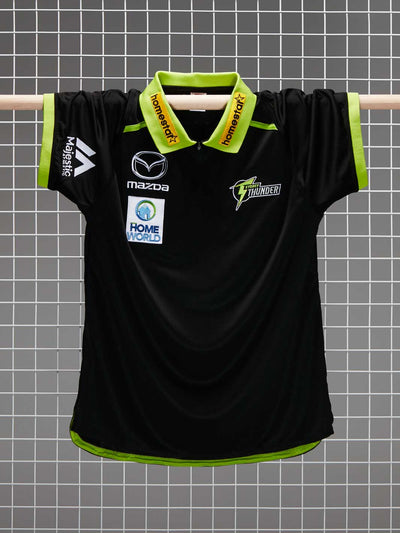 Sydney Thunder 2020/21 Men's Media Polo - Front