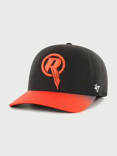 Melbourne Renegades Black BBL Neon Single '47 Solo Cap -Front