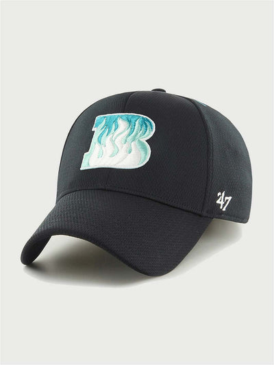 Brisbane Heat 2020/21 BBL Clean Up Training Cap Front