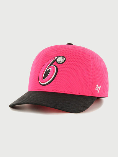 Sydney Sixers Fuse BBL Onfield Single 47 Solo Cap - Front
