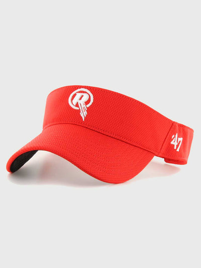 Melbourne Renegades 2019 BBL On-Field '47 Visor Front