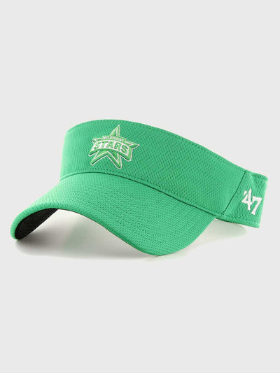 Melbourne Stars 2019 BBL On-Field '47 Visor Front