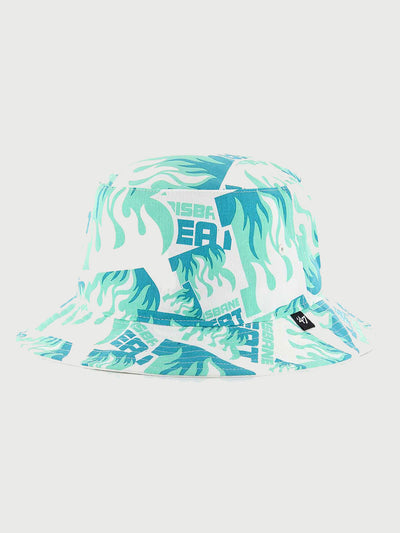 Brisbane Heat 2020/21 Team Bucket Hat