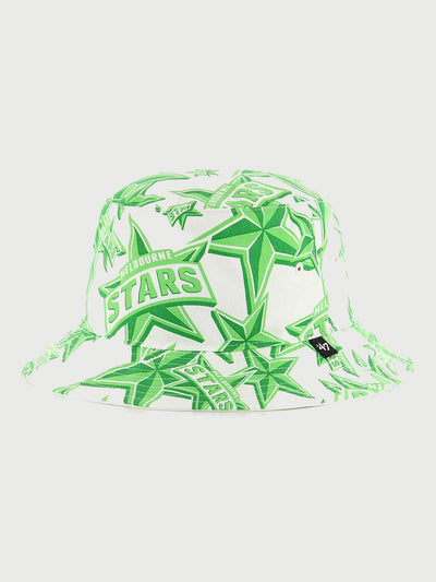 Melbourne Stars 2020/21 Team Bucket Hat
