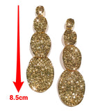 ARIANA EARRINGS - CHAMPAGNE GOLD