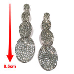 ARIANA EARRINGS - SILVER