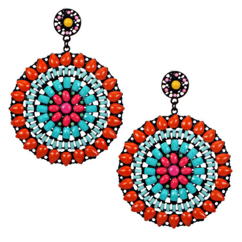 BALI EARRINGS - MULTI