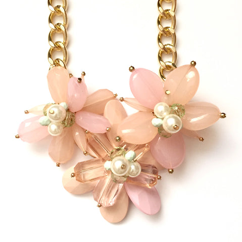 GUATAMALA NECKLACE - PINK