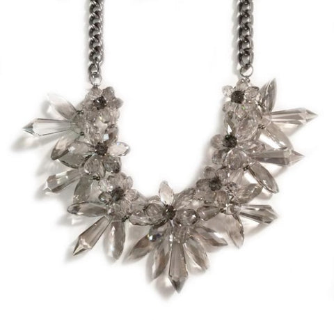 HAWAII NECKLACE - CLEAR