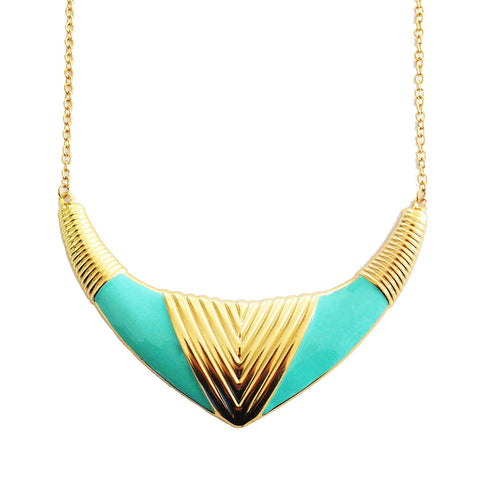 ROMA NECKLACE - TURQUOISE