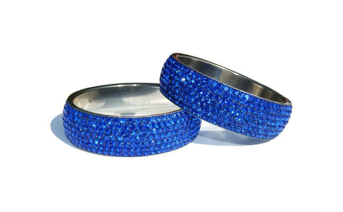 HOLLYWOOD BANGLE - ROYAL BLUE