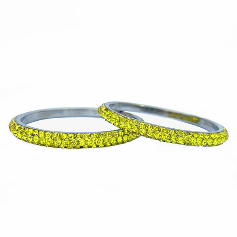 LAS VEGAS BANGLE - YELLOW