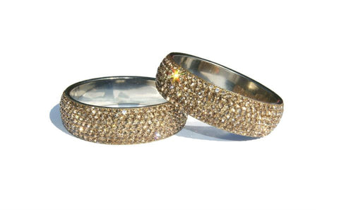 HOLLYWOOD BANGLE - GOLD