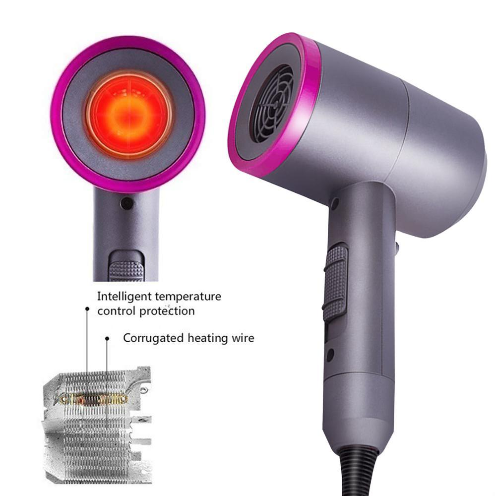 3 in 1 Salon Hair Dryer Styler Hair Volumizing Ion Air Blower