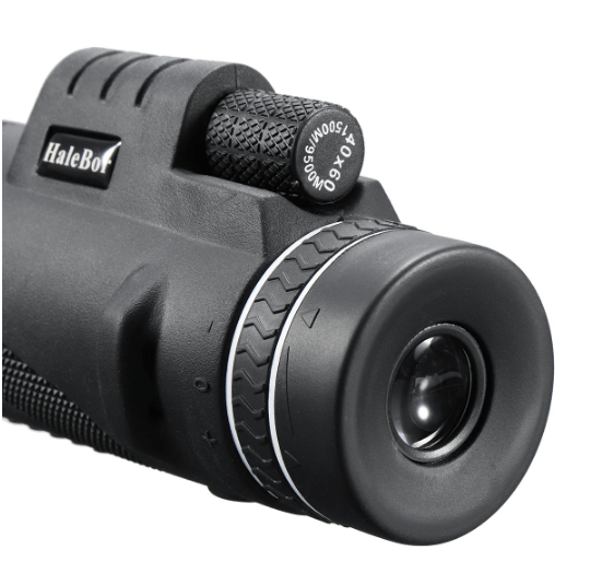 40X60 Day Night Vision Dual-Focus HD Waterproof Monocular Telescope