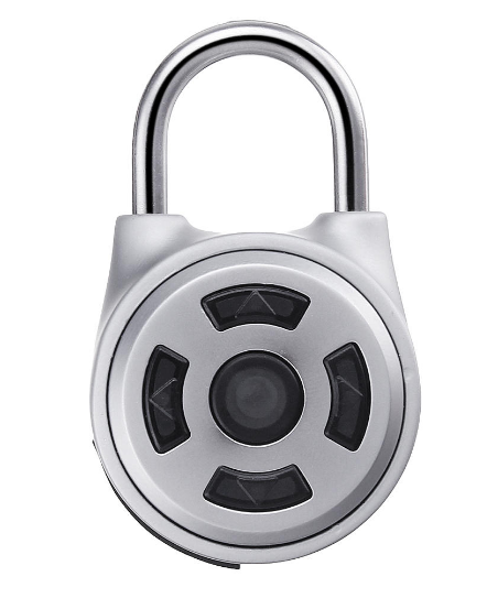 Anti-theft Digital app Controlled Smart Bluetooth Padlock Suitable for Android/iOS