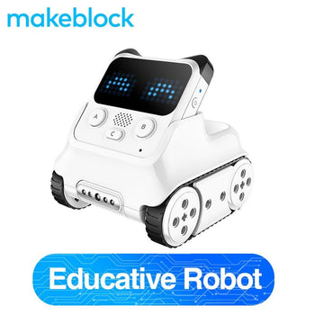 Codey Rocky Programmable Robot Toys to Learn AI, Python, Remote Control for Kids