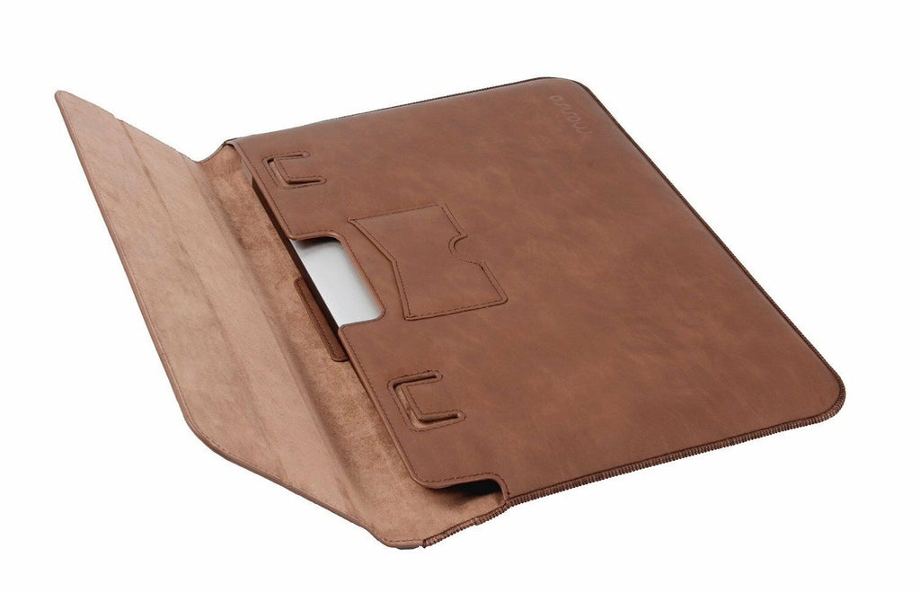 Leather Sleeve Case for Macbook Air 13 Pro 13.3