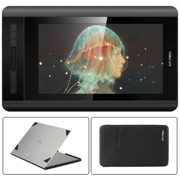 XP-Pen Artist 12 11.6'' Graphics Tablet Drawing Monitor 1920 X 1080HD