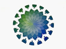Load image into Gallery viewer, Rationality Gradient Mandala