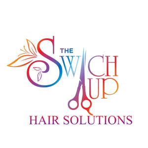 Image of logo for The SWICH UP can link to The SWICH UP HairSolutions