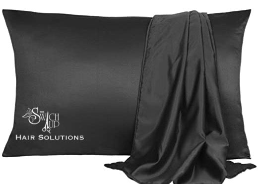 Silky Satin Pillow Case