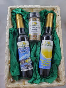 Taste of Naples Gift Basket