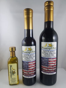 Californian Ascolano Extra Virgin Olive Oil