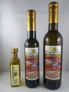 Bacon Flavor Infused Olive Oil