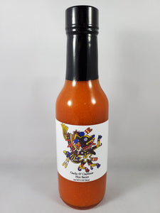 Garlic & Cayenne Pepper Hot Sauce