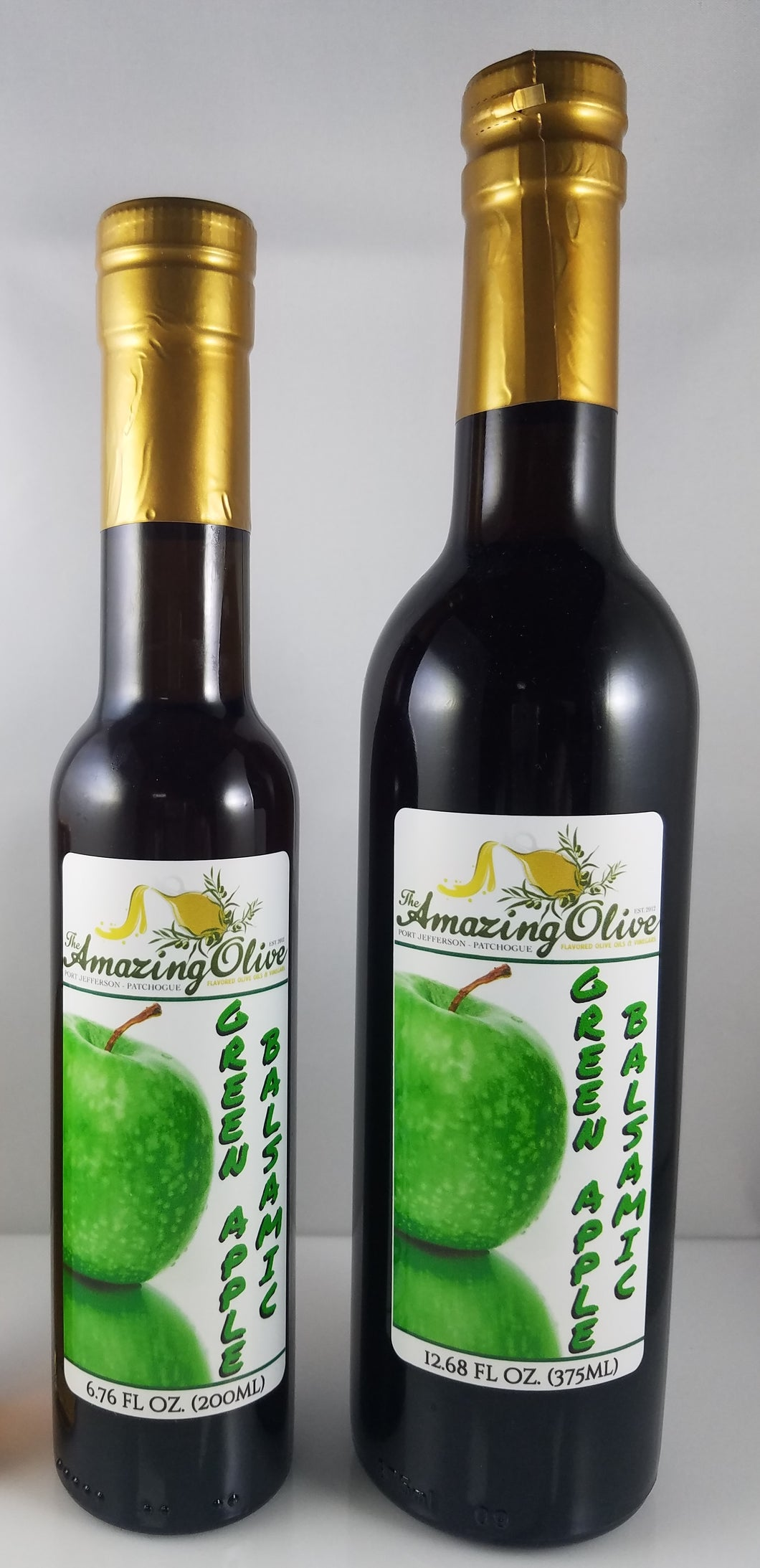 Green Apple Balsamic Vinegar
